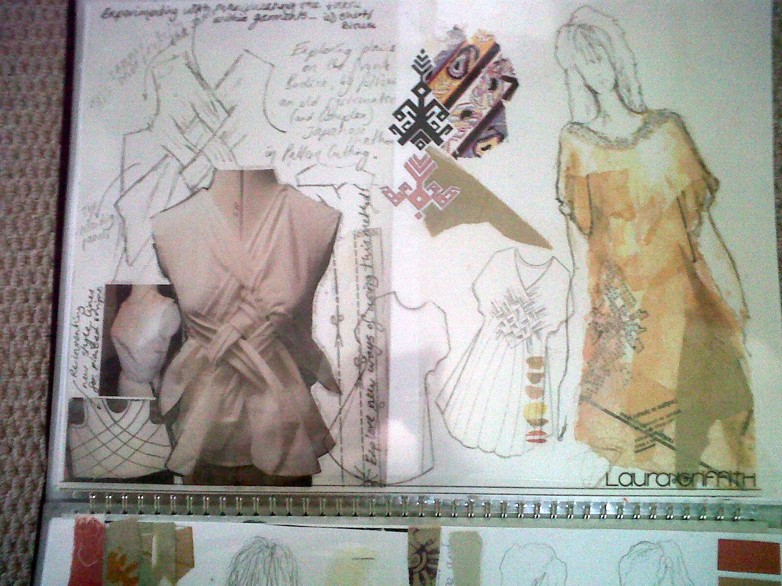 Euphoric Threads' Sketchbooks Design Inspiration