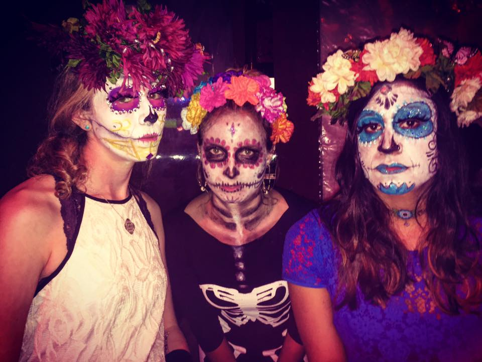 day of the dead celebrations in mexico city me and my colourful catinas in fancy