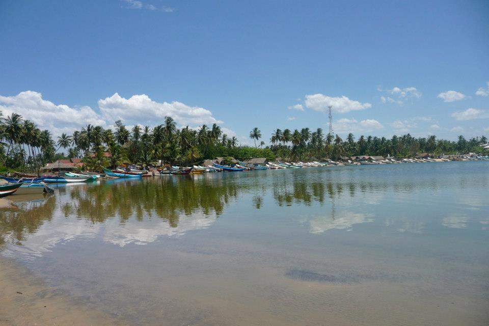 The Sri Lanka Adventure Begins!