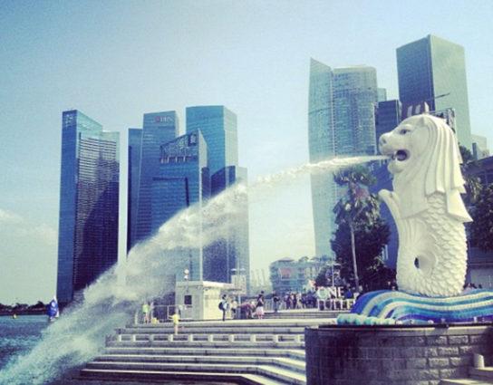Singapore NYE Stopover